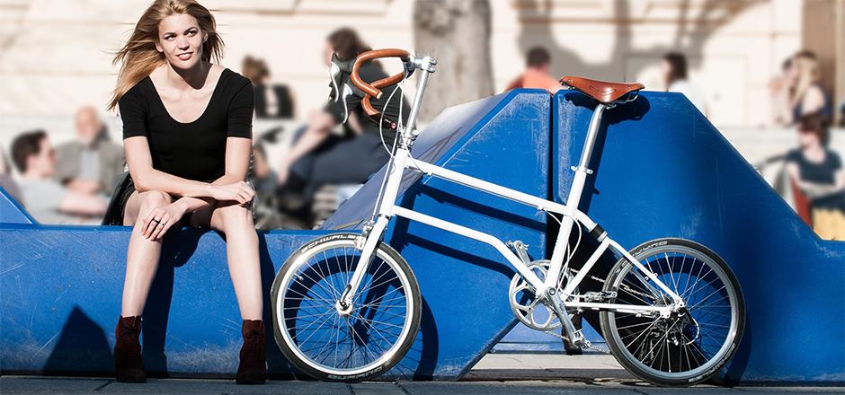 Vello Bike, le vélo pliable qui a tout pour plaire
