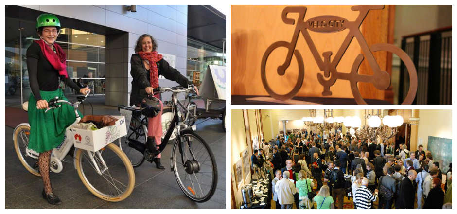 Vélo-city à Nantes pour l'édition 2015