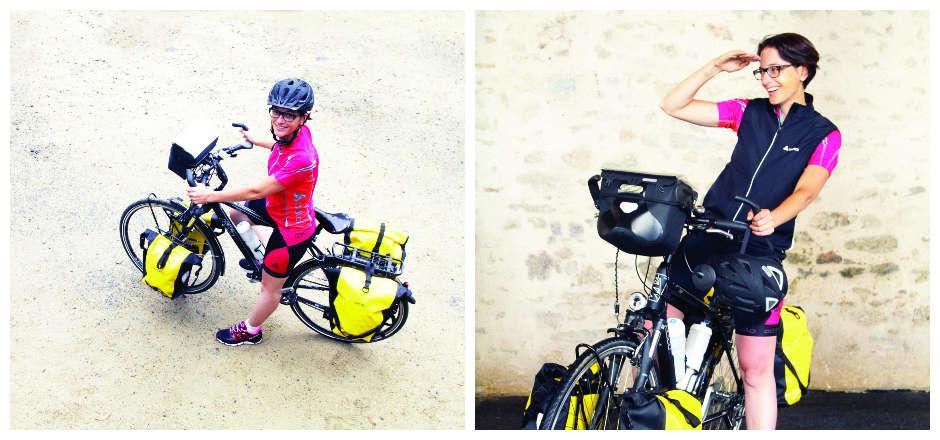 Quand le vélo féminin part en cavale au Canada...