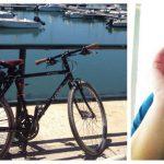 """Rencontre avec Mathilde: """"voyager à vélo, la recette du bonheur""""!"""