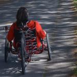 Anik, itinéraire d'une aventurière à vélo