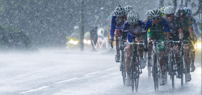 L'échauffement vélo en basse saison