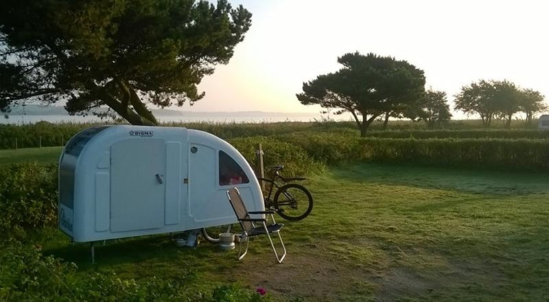 Oubliez la tente, optez pour la caravane à vélo!