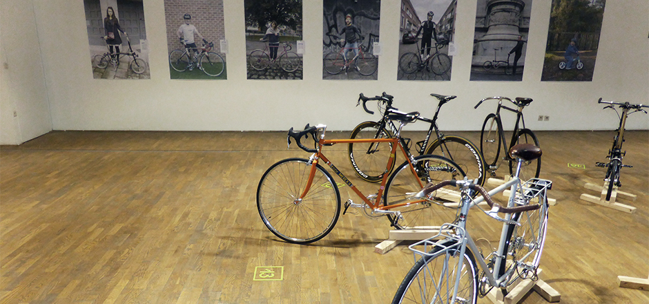 Vernissage de Mad Bike: quand vélo rime avec design