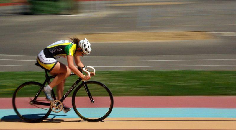 Et si je me mettais au cyclisme sur piste?
