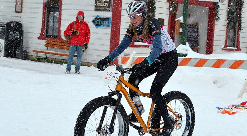 Le fat bike, la force tranquille