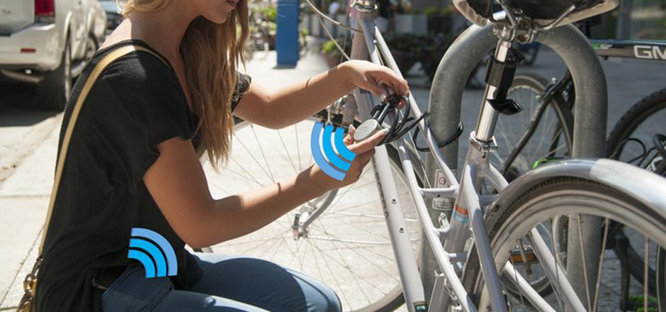 Noke le cadenas pour vélo bluetooth