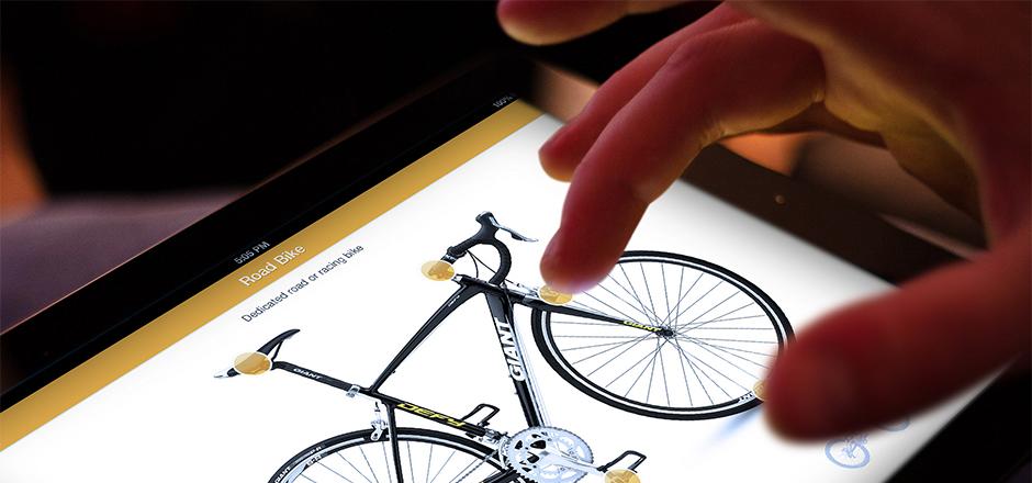 Top 5 des applications pour réparer son vélo