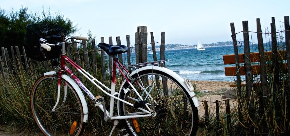 Vélo balade dans le Var