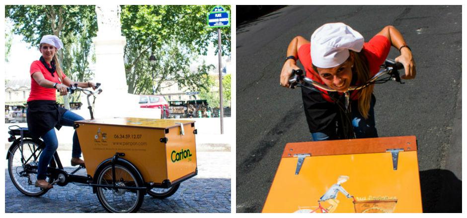 [Coup de coeur] Painpon, la boulangerie bio à vélo s'invite à Paris