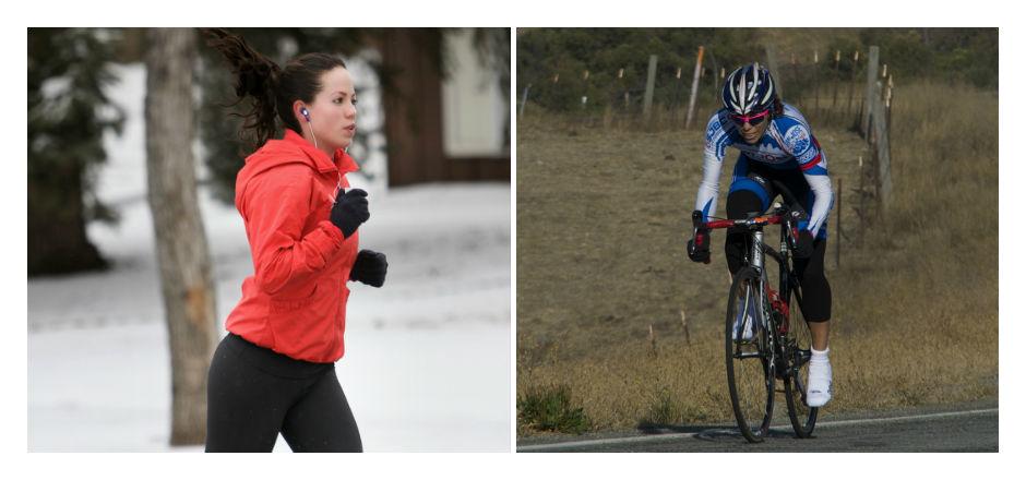 Vélo et course à pied: zoom sur l'entraînement croisé