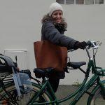 Florence, maman cycliste accomplie!