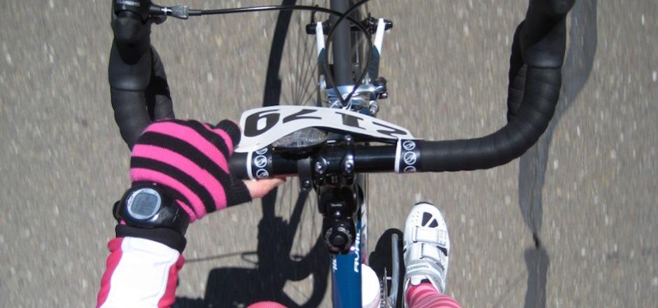 Vélo et perte de poids: sus aux calories!