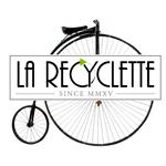 Logo recyclette