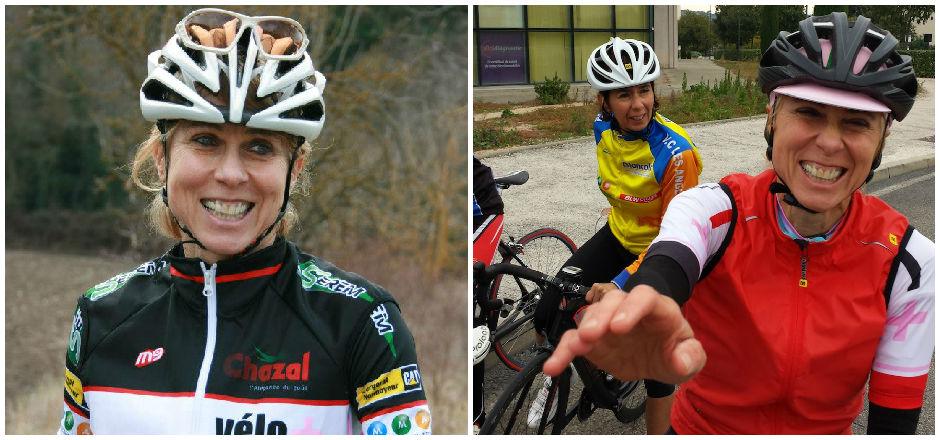 Murielle: quand vélo rime avec e-diététique!