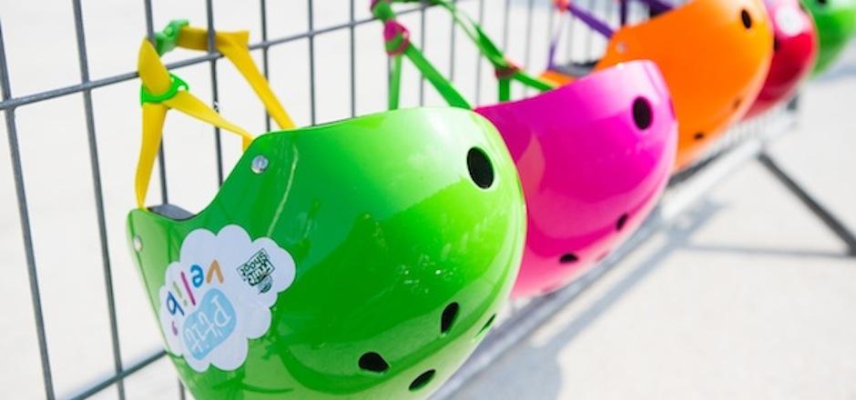 « Madame la Maire, j'ai une idée »… Des Vélib' en couleurs!
