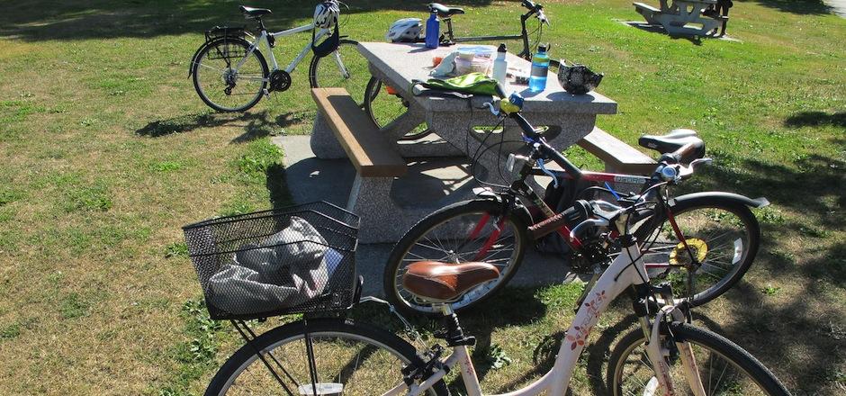 Meet Me Halfway, une sortie vélo sous le signe du partage