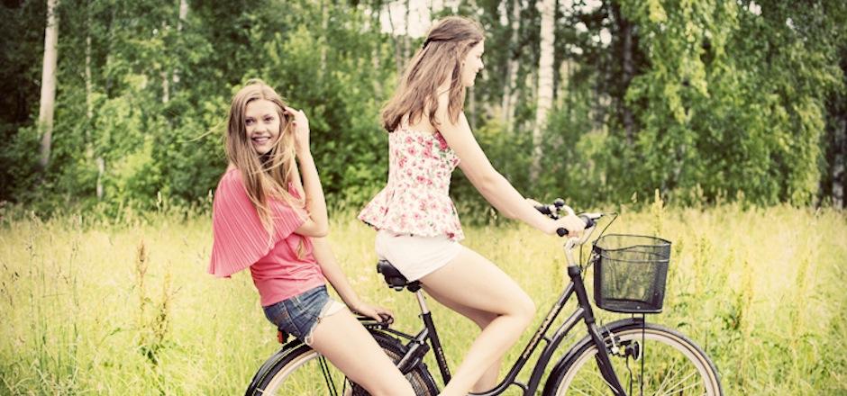 Le vélo, mon remède pour être en bonne santé!
