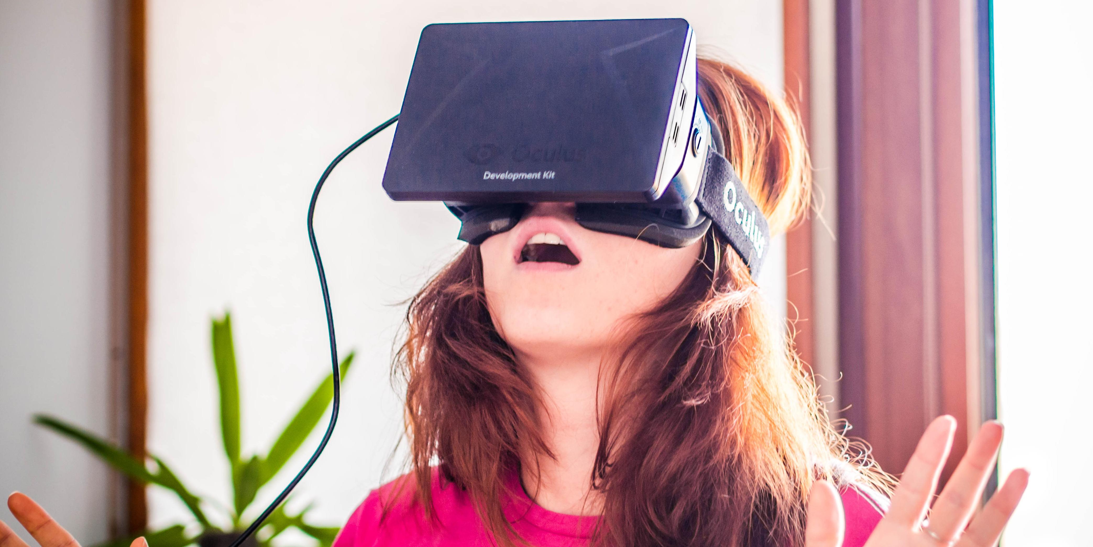Le vélo et la réalité virtuelle? Premiers tours de roues