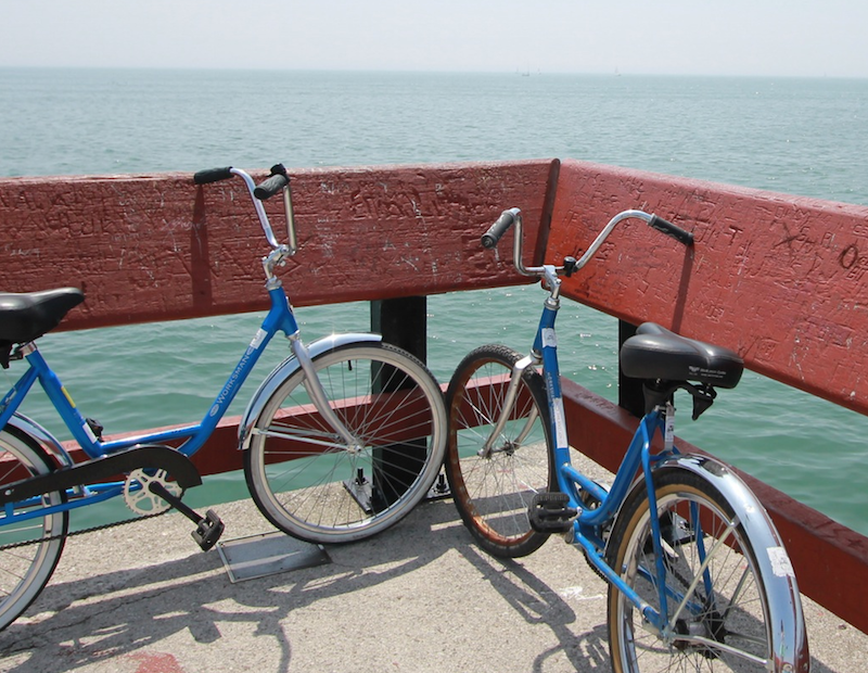 Un voyage à vélo? Vous saurez tout ce qu'il faut.