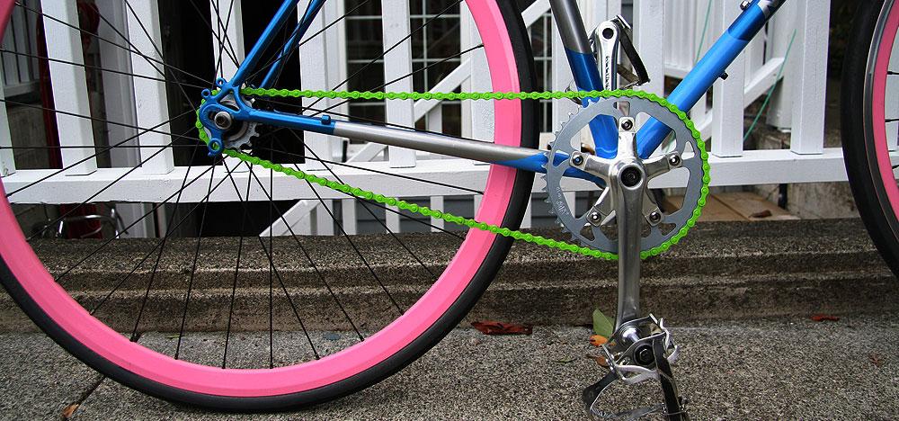 Nettoyer son vélo, parce qu'il le vaut bien!