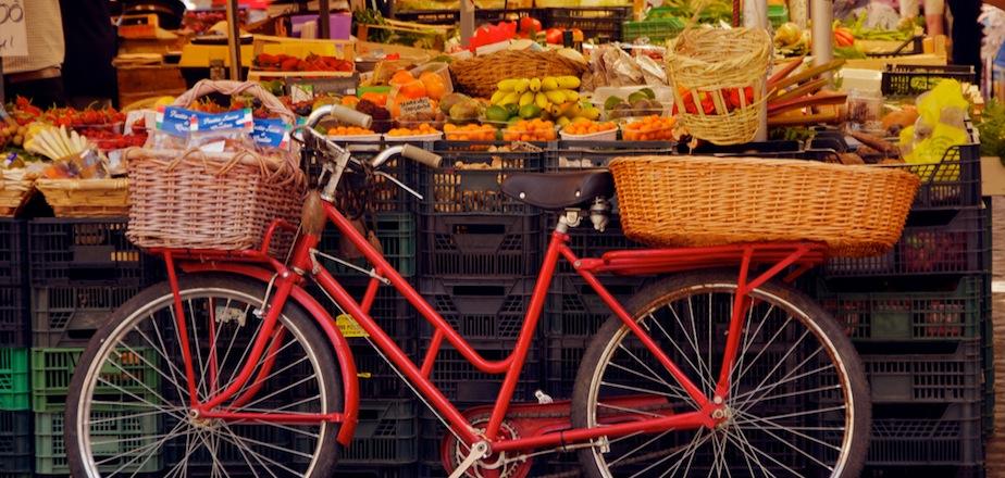 Quelle alimentation pour mon voyage à vélo?