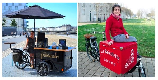 Café Pascale et La Bricolette