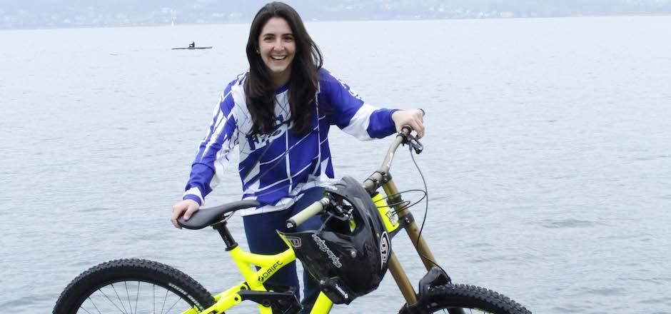 [Interview] Mariana Salazar, la relève féminine! (contenu sponsorisé)