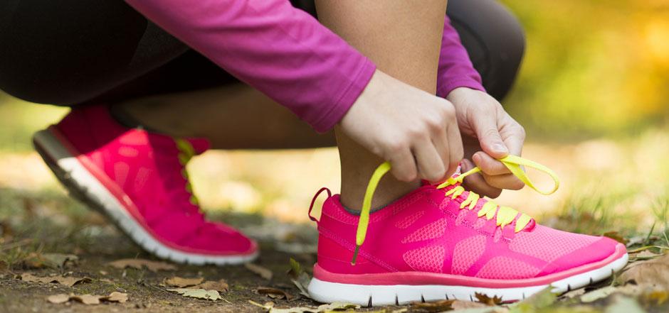 Comment choisir ses premières chaussures de running?