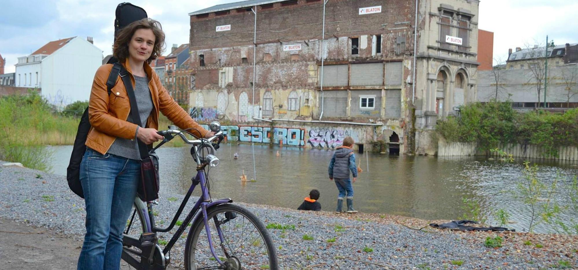 le vélo c'est le transport le plus efficace en ville