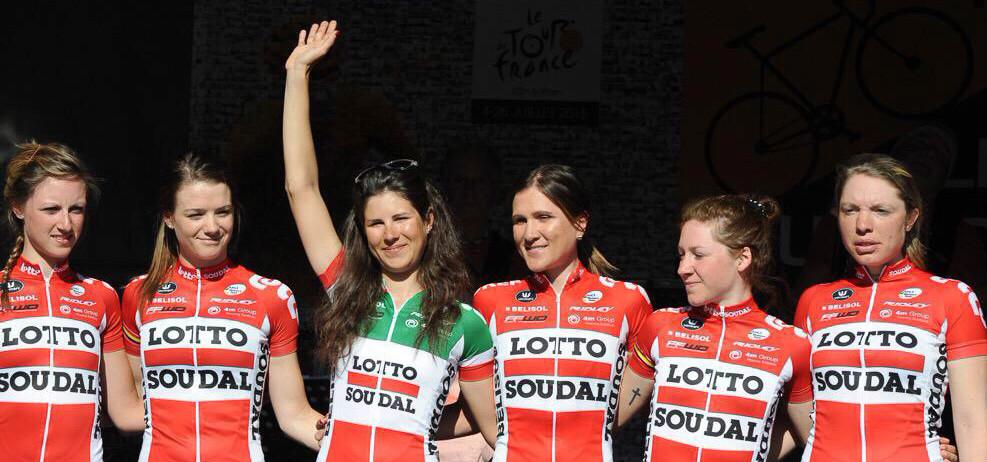 La cycliste italienne Elena Cecchini est déterminée à tout donner pour sa passion. Elle aborde le cyclisme avec maturité et sérénité dans notre interview!