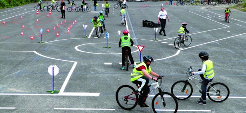 Le permis cycliste pour les enfants