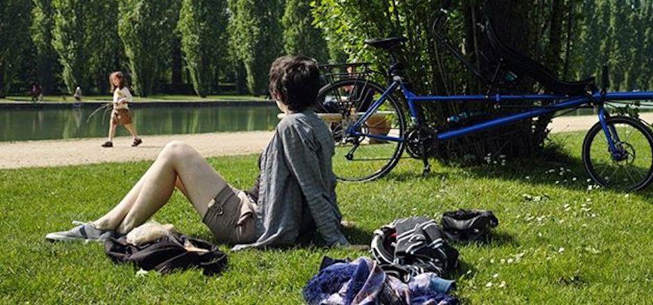 Émeline, de l'échappée urbaine au cyclotourisme