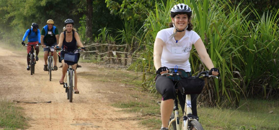 À vélo pour la bonne cause: une grande première!