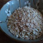 Le gateau aux flocons d'avoine, la recharge glucidique idéale!