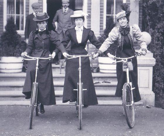 Le vélo au féminin: question de genre