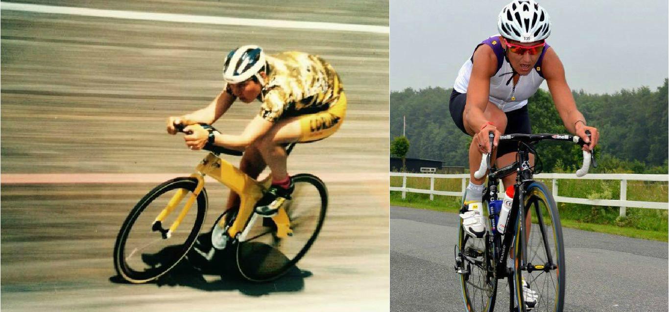 Catherine Marsal: championne cycliste au féminin