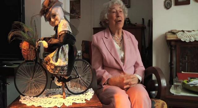 Histoire des femmes à vélo: Marguerite Lescop