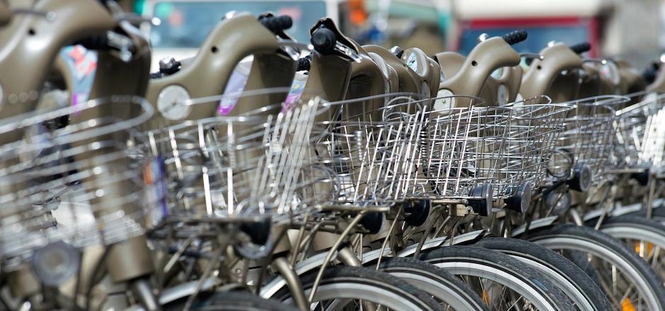 Le vélo en libre service, la controverse et pourtant…