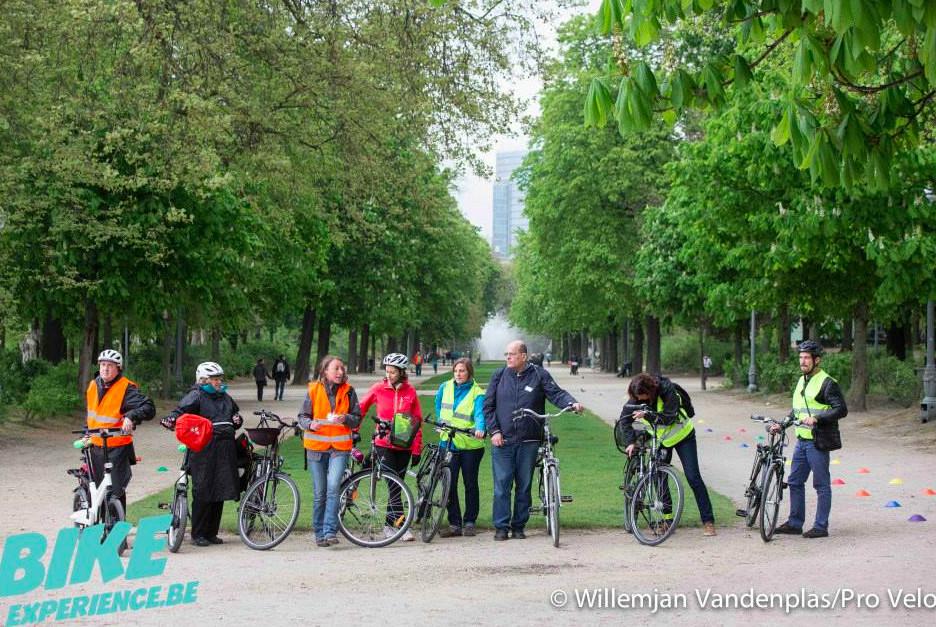 Du 27/04 au 8/05 a lieu la 6ème Bike Experience à Bruxelles. Découvrez le témoignage de Diane et de sa première conduite en ville.