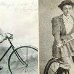 Histoire du vélo au féminin: portrait de Tessie Reynolds