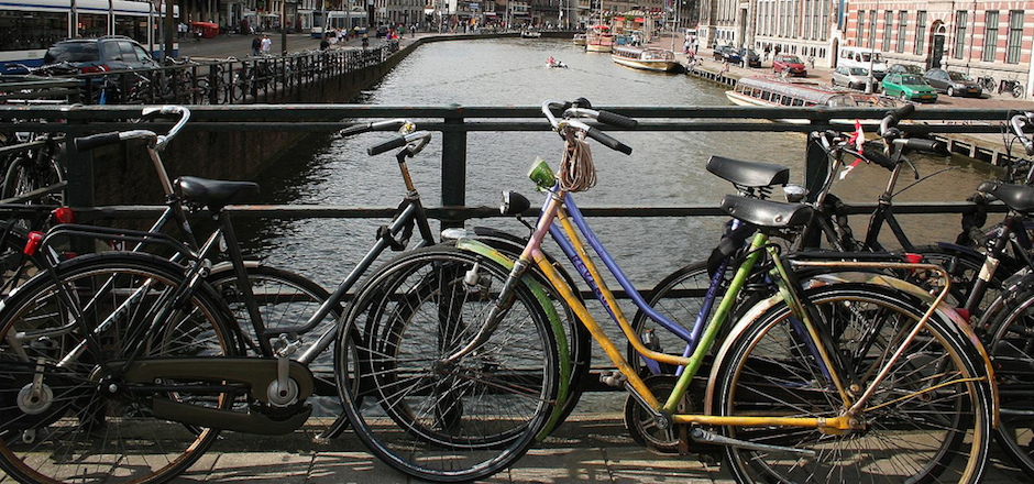 Vélo en Europe: le baromètre 2015