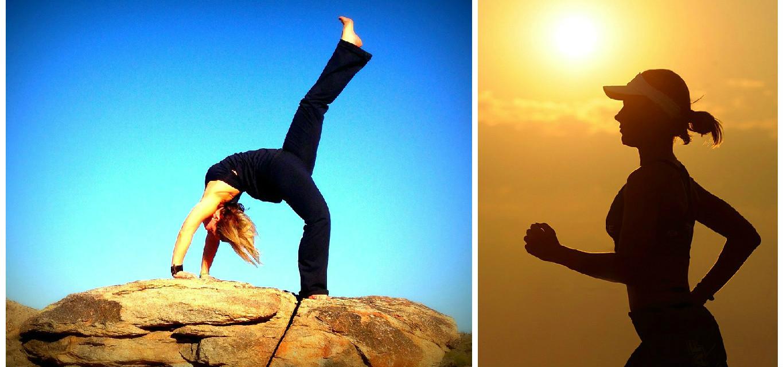 Yoga et course à pied: le combo parfait