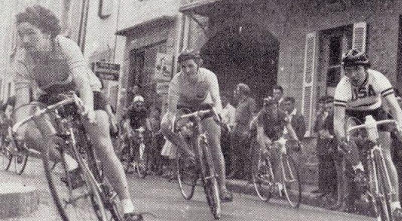 1955, le premier tour de France féminin