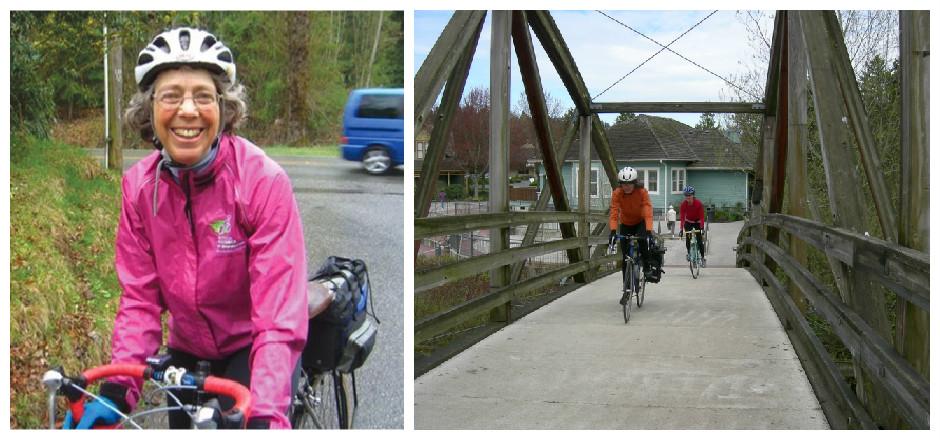 Faire entendre la voix du vélo pour qu'il devienne une réelle pratique, c'est l'oeuvre d'Amy Carlson aux USA. Une passion qui dure depuis plus de 40 ans!