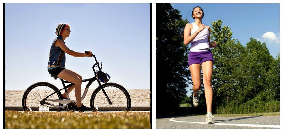Résultats de notre sondage en ligne: les passionnés de vélo ne délaissent pas le running, au contraire!