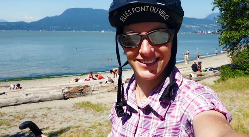 Ma traversée du Canada à vélo