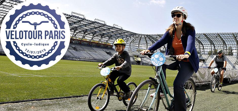 Le Vélotour Paris, pour mieux circuler ensemble!