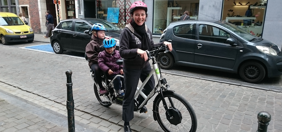 Bike 43, un cargo pour la ville