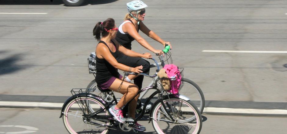 """Les """"5 C"""" qui définissent le vélo au féminin"""